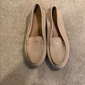 Coach New York women's Mary lock up shoes